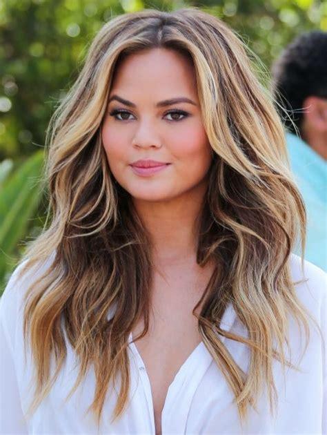 chrissy teigen hair color the 25 best chrissy teigen hair ideas on