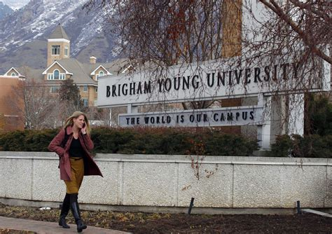 Onlinebrigham Provo Mba by Bar Association Looks Into Discrimination Complaint At Byu