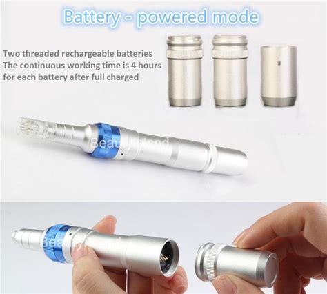 Jojo Dr Pen Ultima A6 2016 newest wireless derma pen dr pen powerful ultima a6