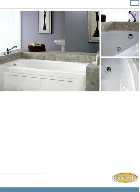 Tub Manual tub t700 lh user guide manualsonline