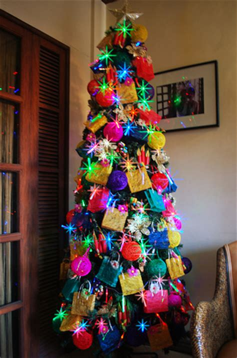 christmas tree in tagalog themed tree abaca balls small bag and flickr photo