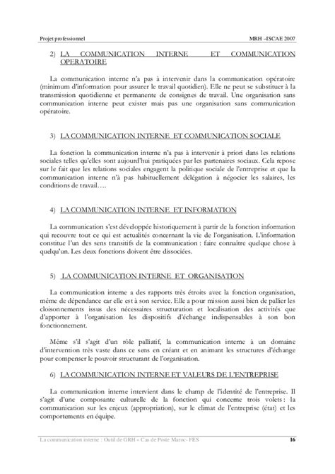 Lettre De Motivation Entreprise Interne Lettre Motivation Promotion Interne