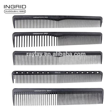 Sisir Carbon beli set lot murah grosir set