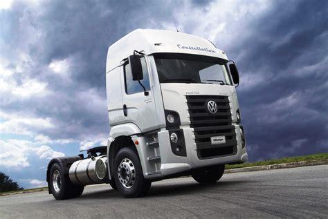 Vw Truck by European Big Trucks To Launch The Volkswagen Titan