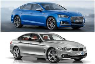 audi a5 vs bmw 4 series html autos post