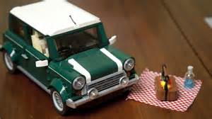 lego creator 10242 mini cooper speed build