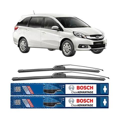 Wiper Bosch Clear Advantage 22 Inch Jual Bosch Frameless New Clear Advantage Wiper Mobil For