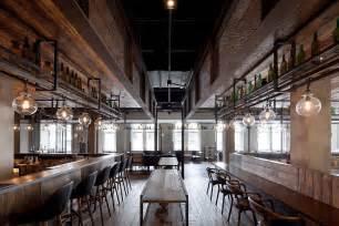 Industrial Interior Gallery For Gt Industrial Restaurant Interiors