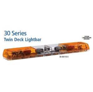 tow truck light bar lightbar deck 54 quot tow truck style ecco 30 00081 e