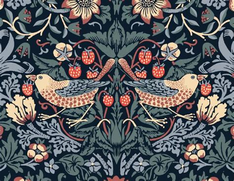 Gorgeous Kitchen Designs by William Morris Strawberry Thief Tagged Quot Walking Umbrella