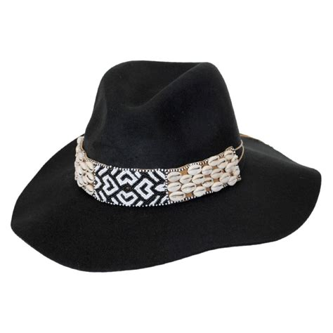 gottex seri bead band fedora hat view all