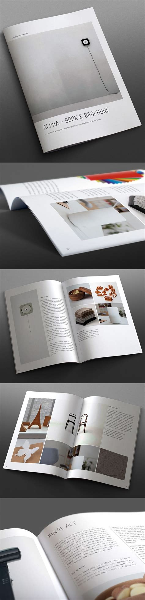 Book Brochure Template by 1000 Ideas About Book Cover Design Template On