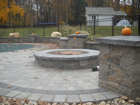 paver patios with pit 5 things you should before you receive a paver patio