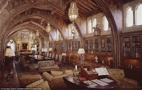 Victorian Gothic Home Decor by Inside Xanadu Californian Castle Of Media Tycoon William