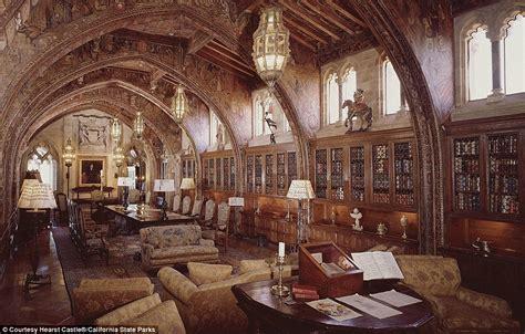 Long Ranch House Plans by Inside Xanadu Californian Castle Of Media Tycoon William