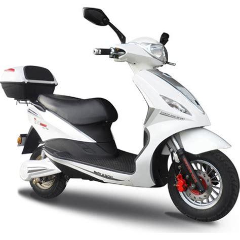stmax safir  beyaz elektrikli motorsiklet fiyati
