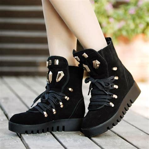Sepatu Kickers Boots Cewe 5 tas sepatu model sepatu boot anak perempuan