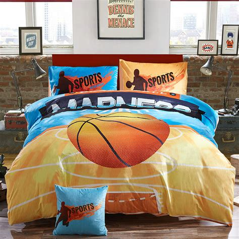 basketball comforter set size basketball bedding promotion shop for promotional