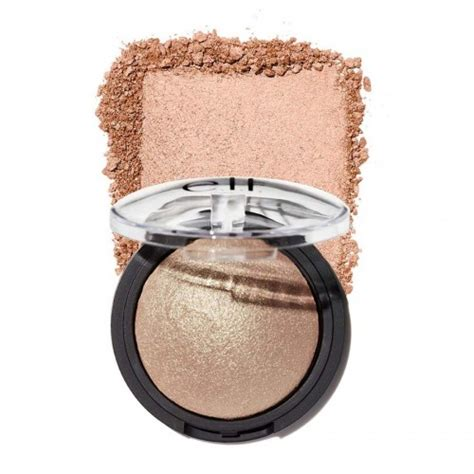 E L F Studio Baked Highlighter e l f baked highlighter blush gem beautyjoint