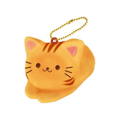 Soft And Slowrise Squishy Hotdog cafe bun tonkichi cat rising squishy charm 163 8 99 buy at something