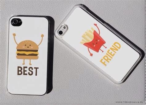best cover iphone 5 phone cover iphone 5 best friends burger and fries
