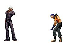 imagenes gif de king of fighters 2002 imagen k vs k9999 2002 gif the king of fighters wiki