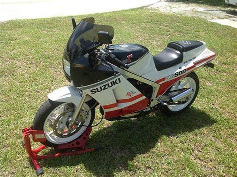 Suzuki Gamma 500 For Sale 1986 Suzuki Rg 500 Gamma In Florida Sportbikes For Sale