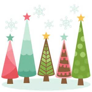 cute christmas tree clipart clipartsgram com
