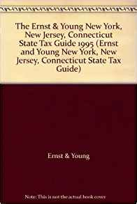 ernst tax guide 2018 books the ernst new york new jersey connecticut state