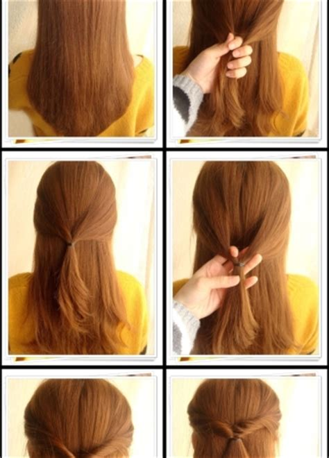 easy hairstyles for school in the morning hairstyle in 3 minutes wonderful diy55