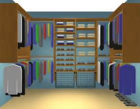 gallery for gt walk in closet storage ideas