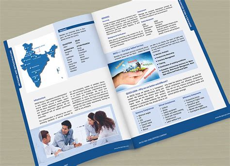leaflet design charges corporate brochure for dubai company kid