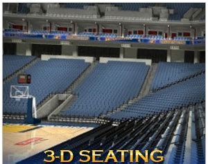 golden state warriors stadium seating chart 3d oracle arena 3d seating chart images