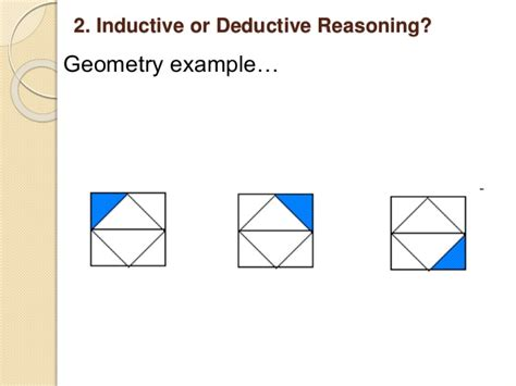 geometric pattern and inductive reasoning all worksheets 187 reasoning in geometry worksheets