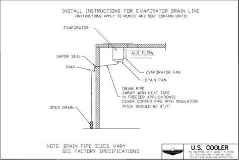 walking freezer evaporator wiring wiring diagram with