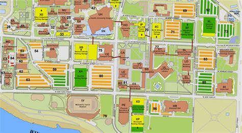 iupui map parking services