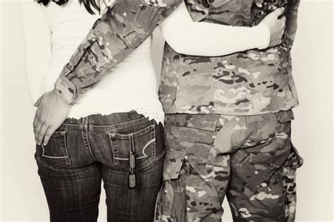 wallpaper of army couple milsotherapy snowy night via tumblr image