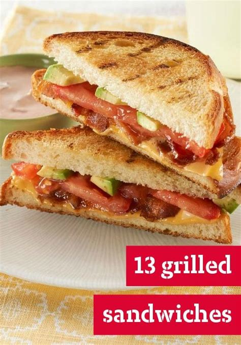 Our Favorite Sandwiches by 13 Grilled Sandwich Recipes Take Your Meal From Ordinary