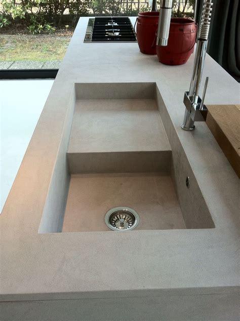lavello vasca unica particolare lavello rivestito in ecomalta si pu 242