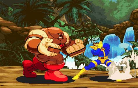 Emuparadise Xmen Vs Street Fighter | x men vs street fighter j iso