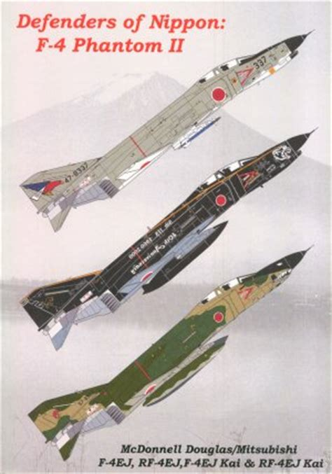the who flew the f 4 phantom books kaburaya books quot defenders of nippon f 4 phantom ii quot book