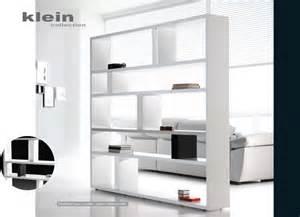 Open Back Bookcase Room Divider - estanter 237 a separador de ambientes