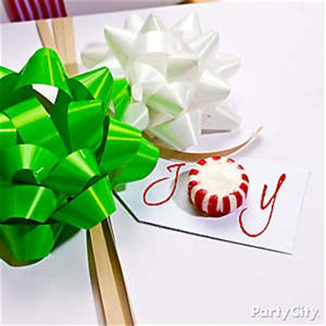 Party City Gift Card - diy christmas gift wrap ideas party city