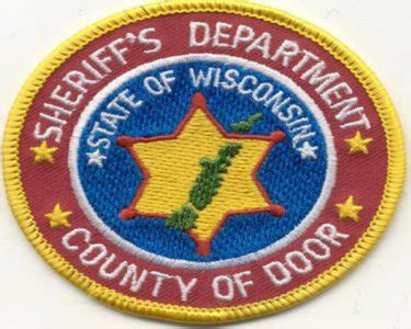 Door County Sheriff by Wdor Door County Wi 93 9 Fm 910 Am