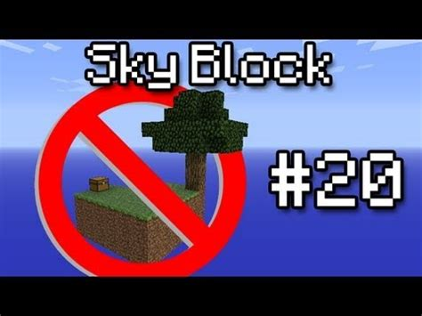 skyblock and challenges minecraft sky block 20 nether challenges