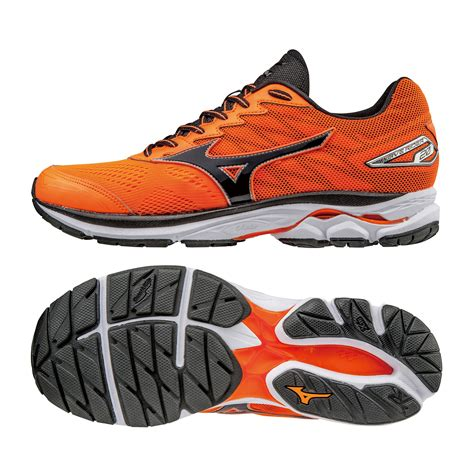 mizuno running shoe mizuno wave rider 20 mens running shoes