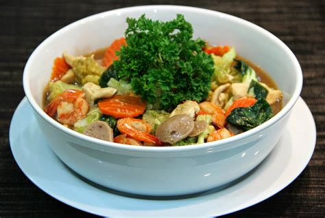 resep membuat capcay sayur kuah sederhana resep masakan