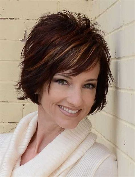 short haircuts fir women in 30 30 best short haircuts for women over 40 short