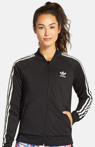 Jaket Adidas 3 Stripe adidas originals superstar 3 stripes track jacket