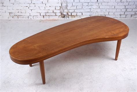 kidney bean shaped table furniture mid century modern adrian pearsall kidney